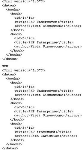 XML - add nodes
