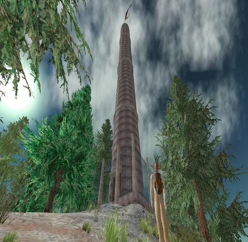 Bodega 6 - The Myterious Tower