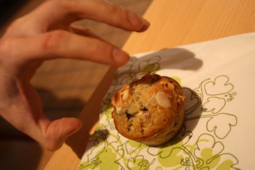 Le Voleur de Muffin a frappé !!