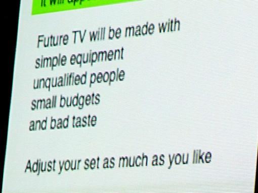 Brian Eno predicts YouTube