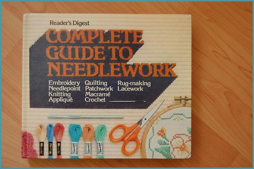 reader's digest complete guide to needlework