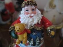 Personaggi Natalizi | Babbo Natale con Winnie the Pooh