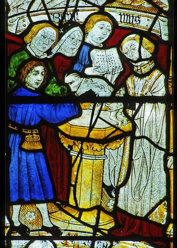 Doddiscombsleigh, St Michael, Devon, nII, 2c, Baptism