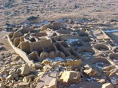 Anasazi Chacoan Village Ruins