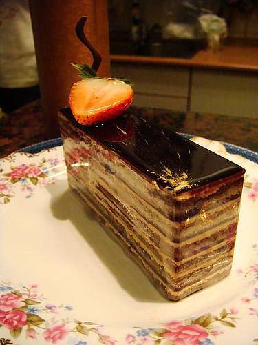 【臺北】芙麗葉 La Fourviére。蛋糕篇 @ choco-dog 食物與狗‧攝影旅誌 :: 痞客邦