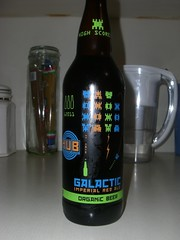 Hopworks Galactic Red bottle
