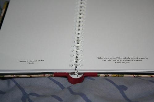 shakespeare diary