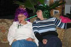 The crazy aunts