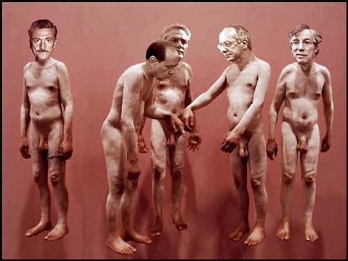 la casta nuda