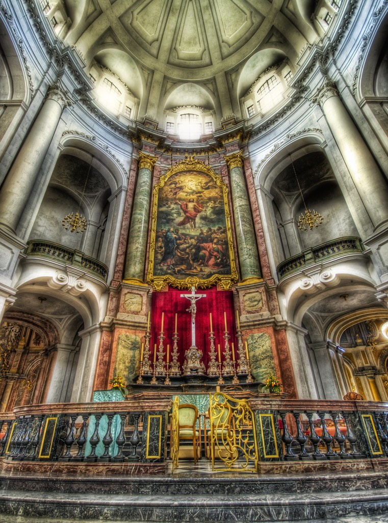 The Gates of Saint Peter