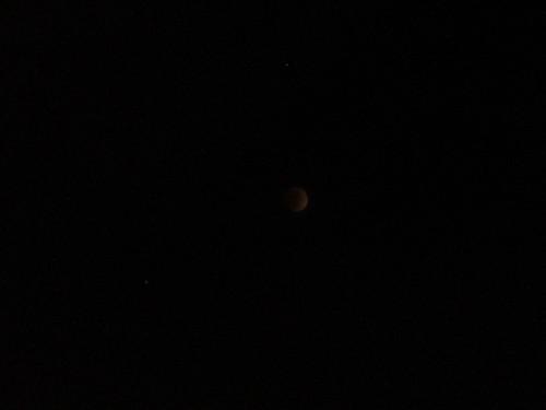 Lunar Eclipse Viewed in Denver