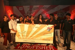 Blood & Iron win KINGFISHER Kerala Rocks 2008