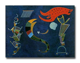 Wassily Kandinsky 9 by you.