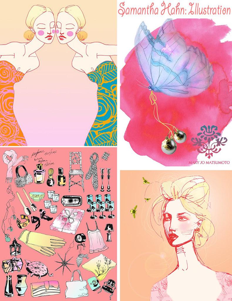 Samantha Hahn {artist}