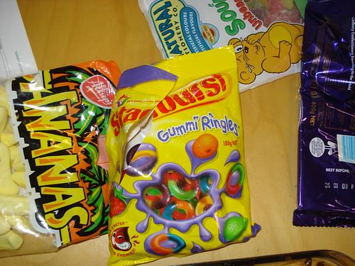 Aussie candy