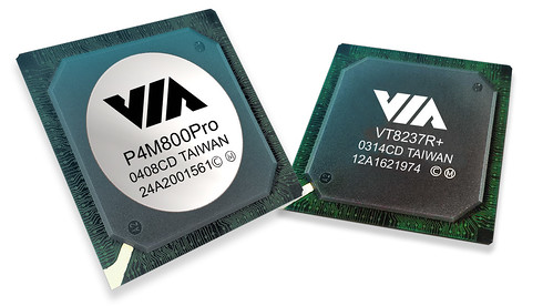 VIA Pro/P4M800