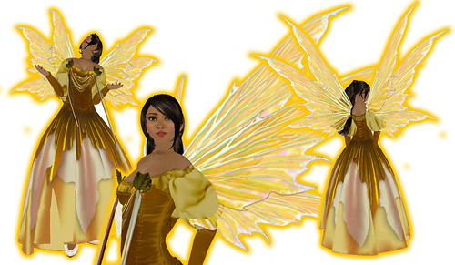 Fancy Fairy freebie