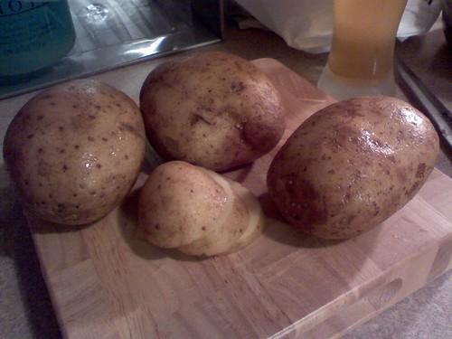 potatoes start