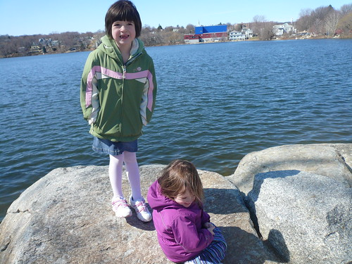 the girls at spy pond