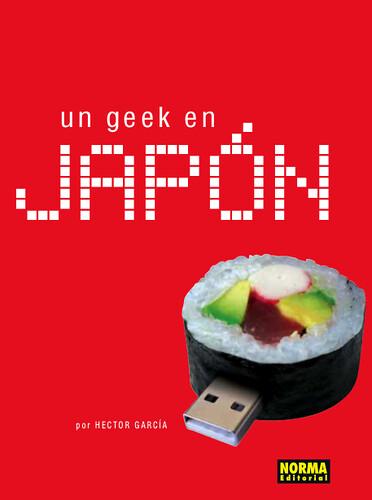 Portada Un Geek en Japón