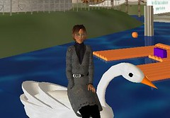 Second Life Avatar by tifotter