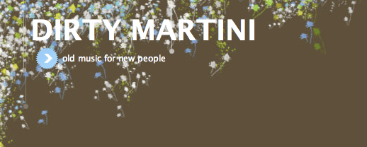 dirty martini logo
