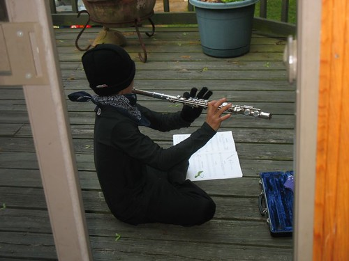ninja-flute