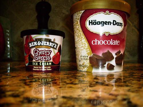 Tiny Ice Cream for Scale