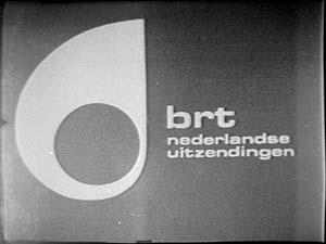 Oud logo BRT - Belgische Radio en Televisie