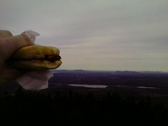 Mont Orford Cheeseburger