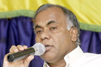 Sri P.G.R.Sindhia,Ex.Minister,Govt.of Karnataka