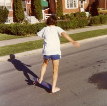 World' Of Barefoot And Skateboard