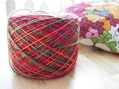 etsy sock yarn