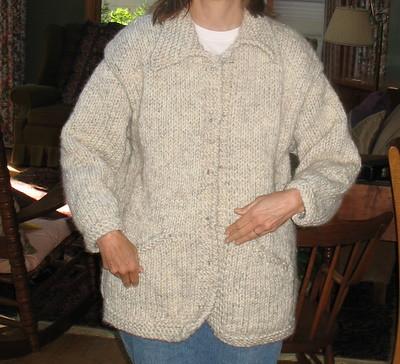Mom's Jacket