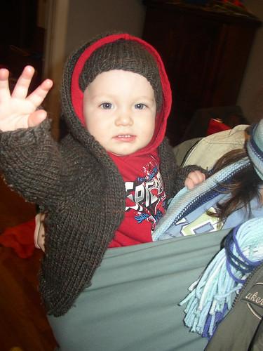 Spencer's Hoodie & Hat