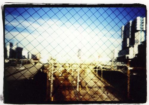 little diamond fence