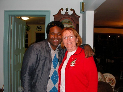 Keyron and Gail