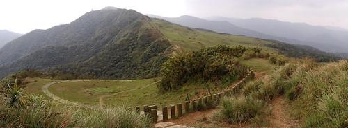 Taoyuan Valley Hike Panorama 2