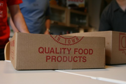 """Quality Food Products"""