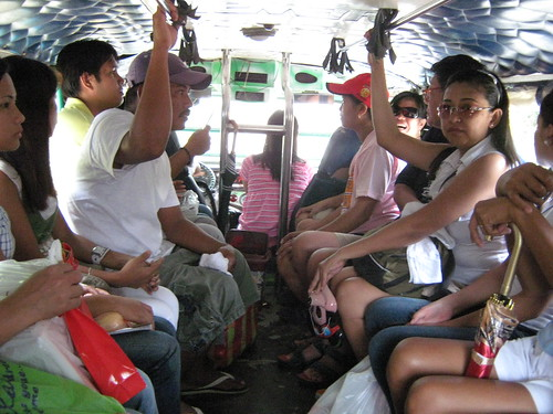 puerto galera jeepney transport commuting rural Pinoy Filipino Pilipino Buhay  people pictures photos life Philippinen  菲律宾  菲律賓  필리핀(공화�) Philippines
