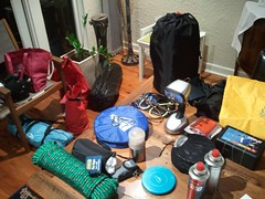 Pre-packing