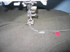 Zipper Fly Step 15