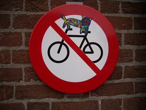 No Cats On Bikes