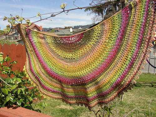 lime shawl2