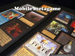 Mobile metagame