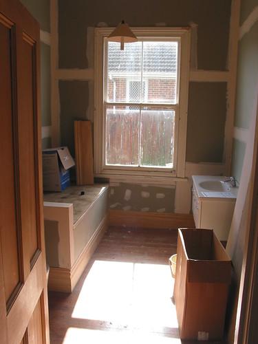 New Bathroom from Doorway