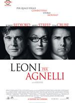 Locandina del film Leoni per agnelli