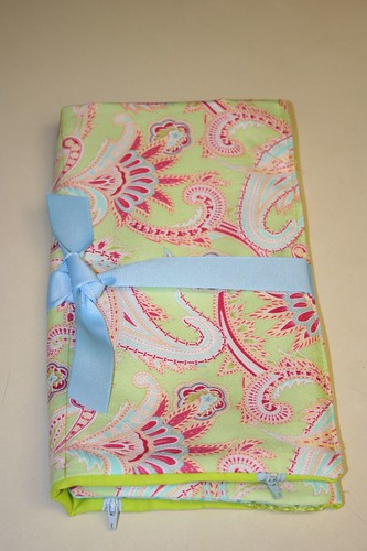 wrapped and ready: Jewelry Wrap Tutorial