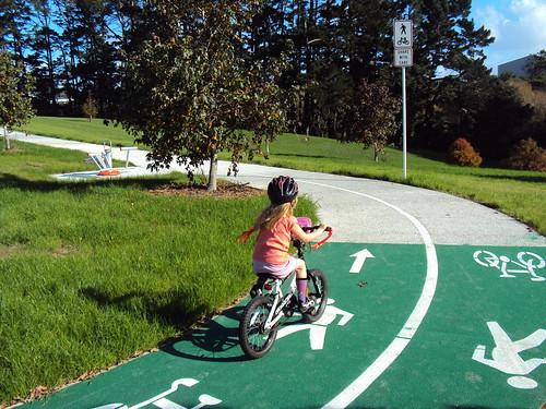 Rosedale Park Bikepath