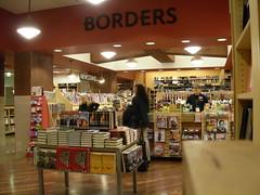 Borders Bookstore - SeaTac Airport